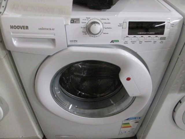 *HOOVER ARIST 1400 SPIN+LARGE 10KG+AA WASHING MACHINE+VERY CLEAN+FREE LOCAL DELIVERY+FREE OLD UPLIFT