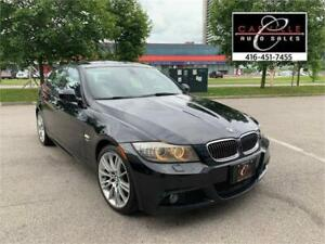 2011 BMW 335i M-SPORT XDRIVE NO ACCIDENT WARRANTY SUNROOF LOADED