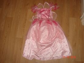 Fairy dressing up costume 5-7 years SORRY NO OFFERS