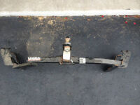Trailer hitch for Grand Caravan (stow and go)