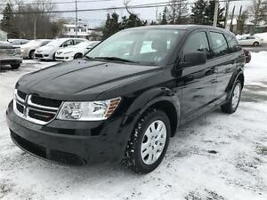 2014 Dodge Journey LOW KMS, WINTER TIRES, ONE OWNER,FACTORY WARR
