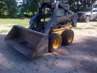 LS 170 New Holland newholland skid steer bobcat