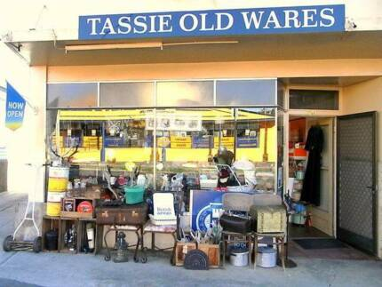 20% OFF at TASSIE OLD WARES SELLING COLLECTABLES, VINTAGE & RETRO Youngtown Launceston Area Preview
