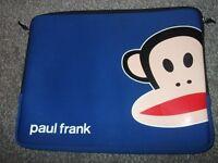 paul frank laptop sleave/bag,good condition,no texts plz.