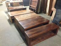 •COFFEE TABLE - WAREHOUSE CLEARANCE END OF STOCK