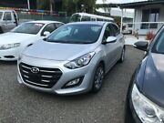 2016 Hyundai i30 Silver 4 Speed Auto Active Select Hatchback Winnellie Darwin City Preview