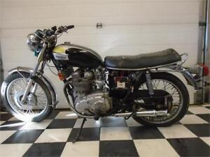 SOLD!!! 1973 Triumph T150 Trident SOLD!!!