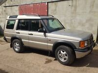 LAND ROVER DISCOVERY TD5 - MANUAL - 7 SEATER - MASSIVE HISTORY - 4 OWNERS - 12 MONTHS MOT