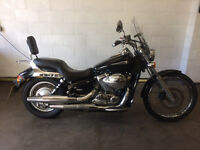 HONDA VT750 C2-7 SHADOW, 2007, 9000 MILES ONLY