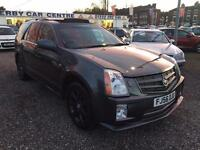 2007 CADILLAC SRX 3.6 V6 VVT Sport Luxury AUTOMATIC LPG CONVERSION 7 SEATER
