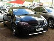 2012 Toyota Corolla ZRE152R MY11 Ascent Black 4 Speed Automatic Hatchback Mount Druitt Blacktown Area Preview