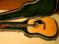 2002 Martin D-35 With Case, Documents and Original Bill of Sale