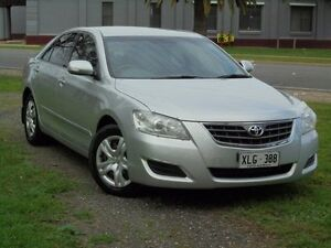 2006 Toyota Aurion GSV40R AT-X Silver Ash 6 Speed Sequential Auto Sedan Albert Park Charles Sturt Area Preview