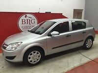 Vauxhall Astra ASTRA LIFE A/C 1598CC (silver) 2009