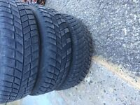 TIRES+MAGS VW GOLF JETTA BMW