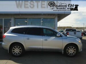 2015 Buick Enclave Leather 3.6L AWD 8Passenger Heated Leather B/
