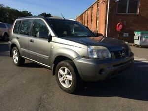 2007 Nissan X-Trail T30 MY06 ST (4x4) Grey 5 Speed Manual Wagon Georgetown Newcastle Area Preview