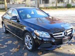 2017 Mercedes Benz C-Class C 300 *LEATHER *SUNROOF *M.I.D.