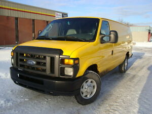 2008 FORD E-250 EXL SUPER DUTY EXT AUTO PRIVATE SALE''ONE TAX''