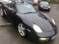 Porsche Boxster S 3.2 - Super History - NO Advisory MOT - Excellent LOW MILEAGE+Free 1 Yr Warranty!!