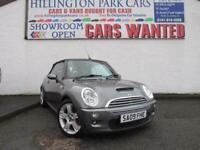 2009 Mini convertible, 1.6 Cooper S JCW, ONLY 57185 MILES FROM NEW