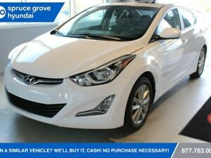 2016 Hyundai Elantra SPORT-HEATED SEATS SUNROOF BLUETOOTH & MORE