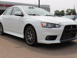 2014 Mitsubishi Lancer Evolution EVO!! SUNROOF, TWIN CLUTCH, HEA