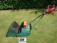 Qualcast Punch Self Propelled Electric Lawnmower