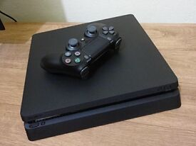 PS4 slim excellent condition also have gta game all for £150