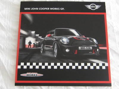 2012 / 2013   MINI JOHN COOPER WORKS GP -