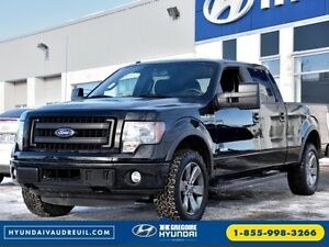 2014 Ford F-150 FX4 4X4 A/C MAGS