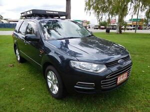 2011 Ford Territory SZ TX Seq Sport Shift Grey 6 Speed Sports Automatic Wagon Hidden Valley Darwin City Preview
