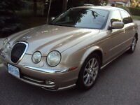 2000 Jaguar S-TYPE Sedan MINT CONDITION MUST SEE !