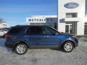 2012 Ford Explorer XLT 4X4- one owner in great shape
