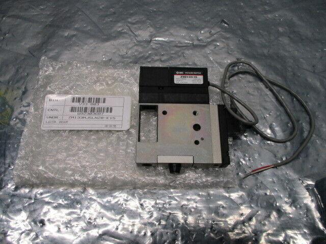 SMC ZM133MJ5LNZB-E15 Vacuum Ejector Switch Assy, ZSE1-00-15, VJ114, 100802