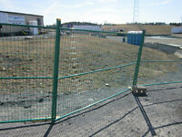New Construction Fencing