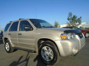 2007 Ford Escape SXT SPORT 4X4--3.0L V6 ---WITH REMOTE STARTER Edmonton Edmonton Area image 6