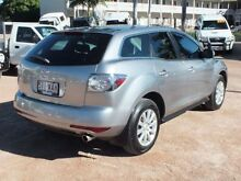 2010 Mazda CX-7 ER10L2 Classic Activematic Silver 5 Speed Sports Automatic Wagon Rosslea Townsville City Preview