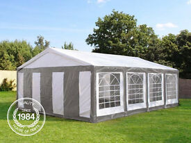 Perfect 05x08 Garden Marquee for Event & Party 08x05 Gazebo Tent - Unused - Special Price