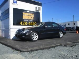 2008 Mercedes Benz E-Class SEDAN E320 BLUETEC 3.0 L