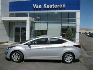 2016 Hyundai Elantra GL 6AT