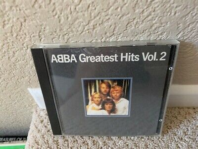 ABBA GREATEST HITS VOL.2 ATLANTIC West Germany Pressing Like New