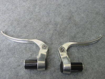 Tektro RX 4.1 Bremshebel für Triabügel silber