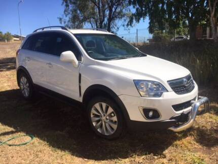 Captiva 7 Seater  2014 LS  REDUCED FOR QUICK SALE  Cars Vans
