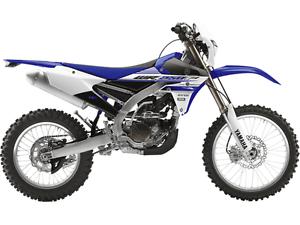 2016 Yamaha WR 250F