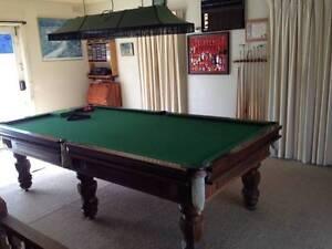 3/4 Billiard Table 9ft x 4ft 6in. Frankston Frankston Area Preview