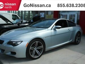 2008 BMW 6 Series M6, 500 HP, V10, 7 SPEED, ONE OWNER, NO ACCIDE