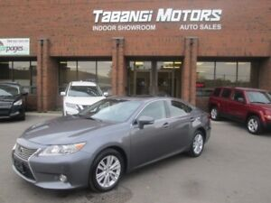 2013 Lexus ES 350 ES350 | NO ACCIDENTS | LEATHER | SUNROOF | HEA