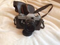 Leicaflex leitz wetzlar camera owned from new in good working condition £300 bargain