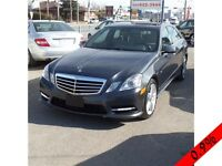 MERCEDES E350 4MATIC (AWD) 2012 PREMIUM PACKAGE CLEAN CARPROOF